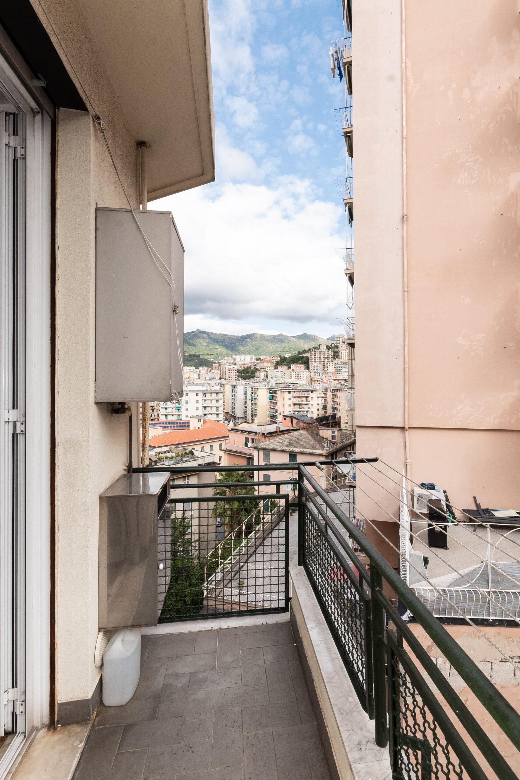 Quadrilocale in vendita in via dei Giardini, 1, Genova
